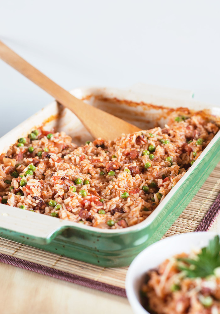 sunrice-red-wine-chorizo-risotto1