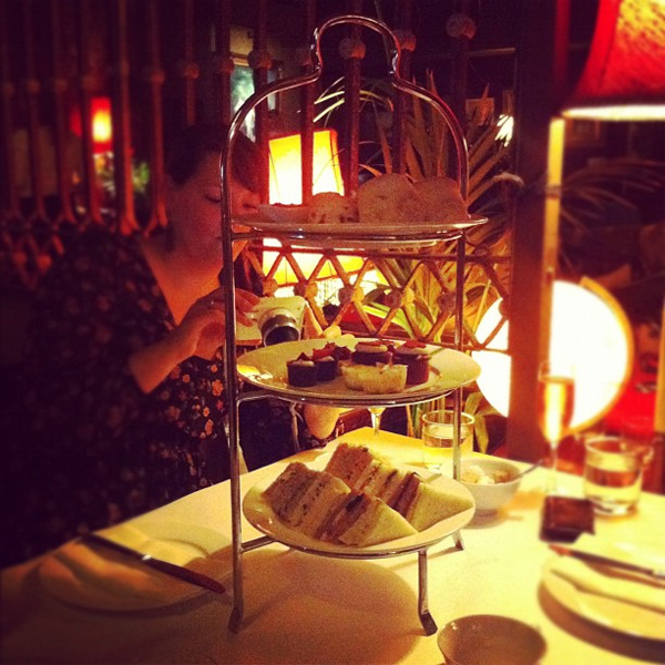 Classic Tea Room Chocolate Victoria