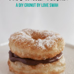 The Nutella Fauxnut – A Super Easy DIY Cronut!