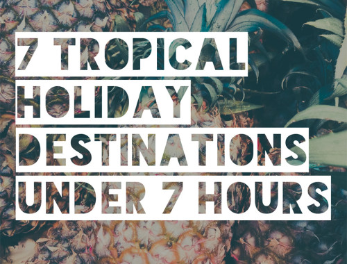 tropical-destinations