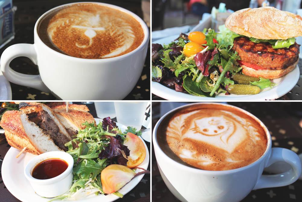 Urth Caffe Menu Salads