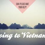 Next stop, Vietnam!