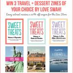 WIN 3 copies of my travel + dessert zines!