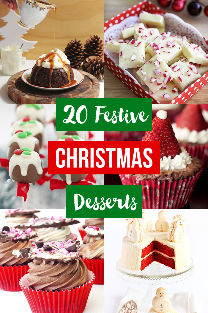 Christmas Dessert Recipes.20 Festive Christmas Desserts Love Swah