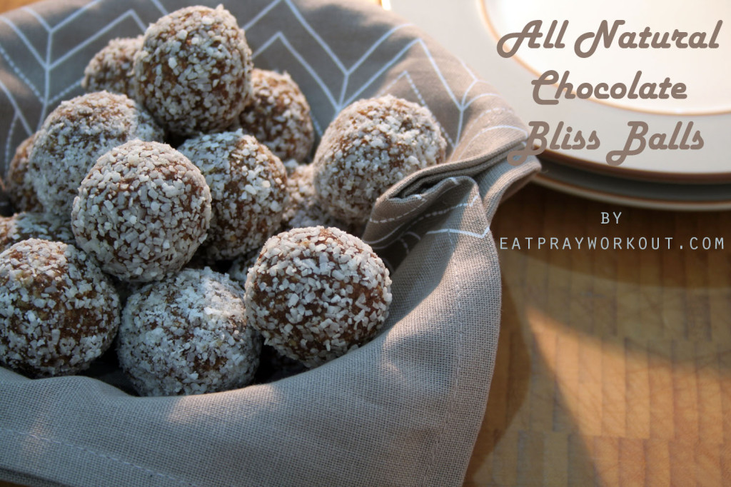 IMAGE 7 all-natural-chocolate-bliss-balls