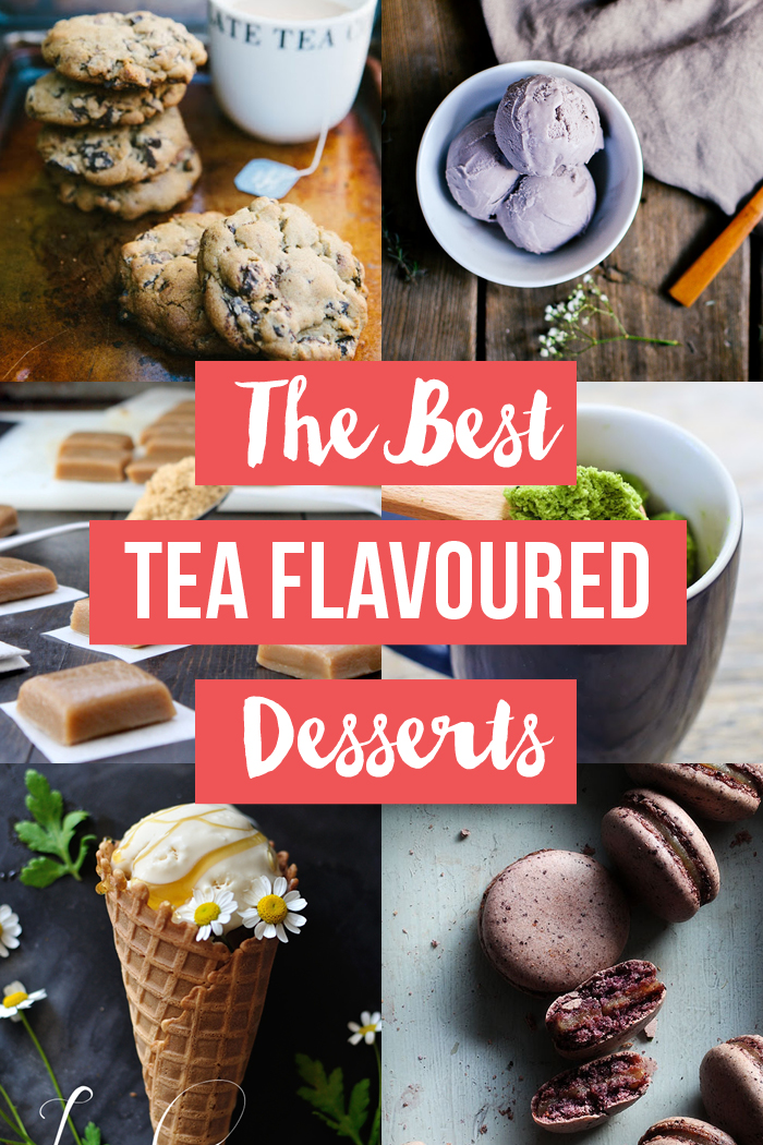 The Best Tea Flavoured Desserts