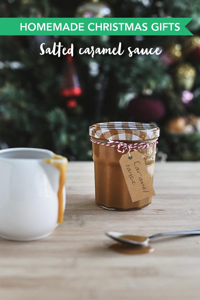 Homemade Salted Caramel Sauce - Love Swah