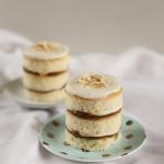 Mini Coconut Cakes with Kaya Jam