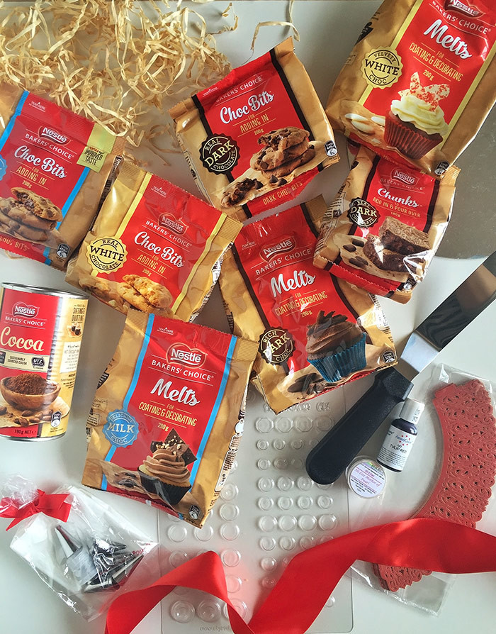 Nestle Bakers Choice Range