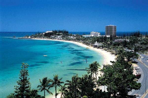 Samoa 5h 30m From Sydney