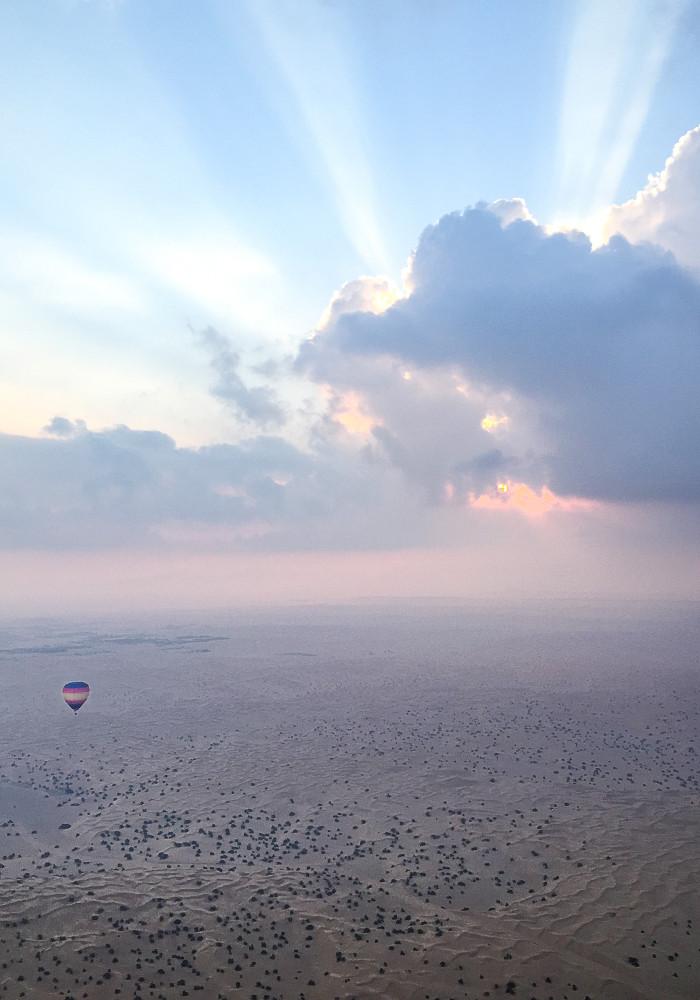 sun-rays-desert